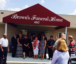 David C. Brown Funeral Home Staff photo
